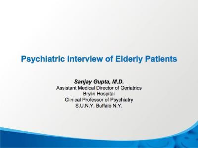 Psychiatric Interviews