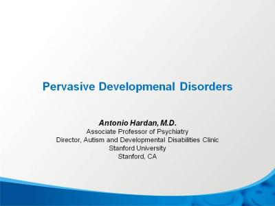 How Is Pervasive Developmental Disorder NOS Diagnosed?