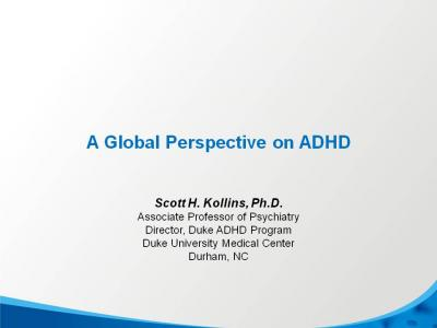 Attention-Deficit/Hyperactivity Disorder: International Views