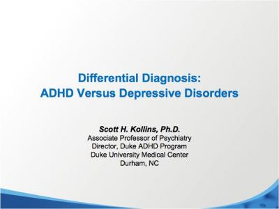 The Differences Between ADHD and Depression Diagnoses