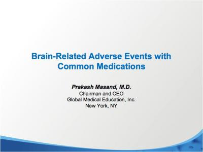 What Can Medications Do to the Brain?